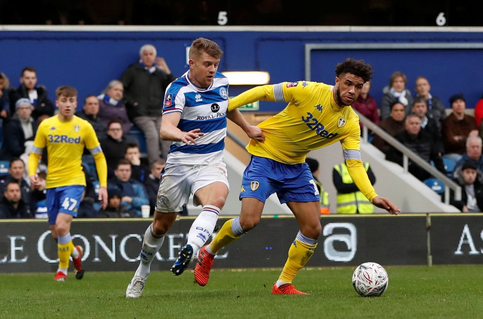 These Leeds fans react as Marcelo Bielsa confirms Tyler Roberts could replace Pablo Hernandez against Derby County