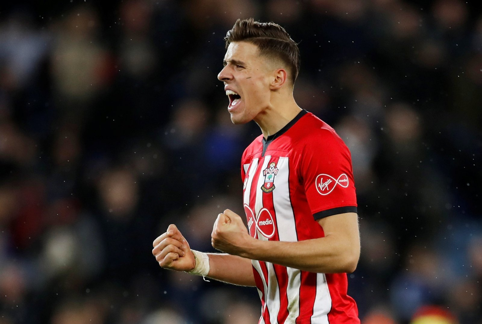 Unsung Hero: Jan Bednarek was composed for Southampton in Manchester United draw