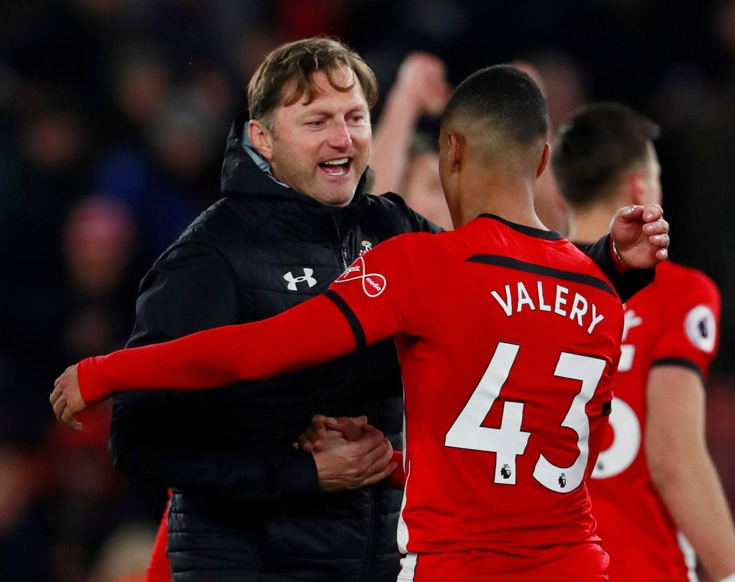 Southampton: Valery's development is proof that Hasenhuttl can bring the good days back