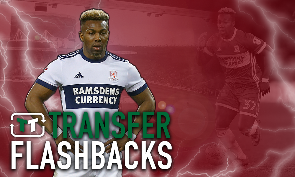 Flashback: When Middlesbrough sold Adama Traore