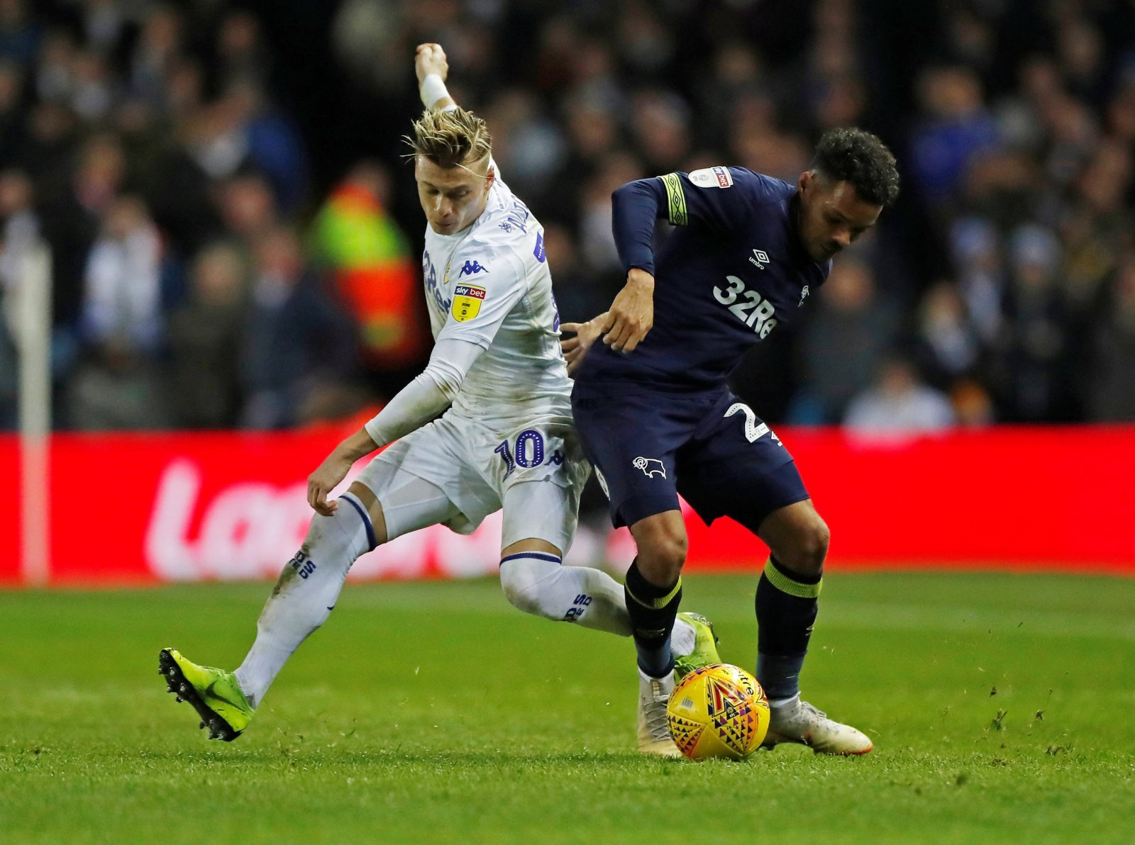 Alioski's masterclass shows why Bielsa will lead Leeds to the Premier League