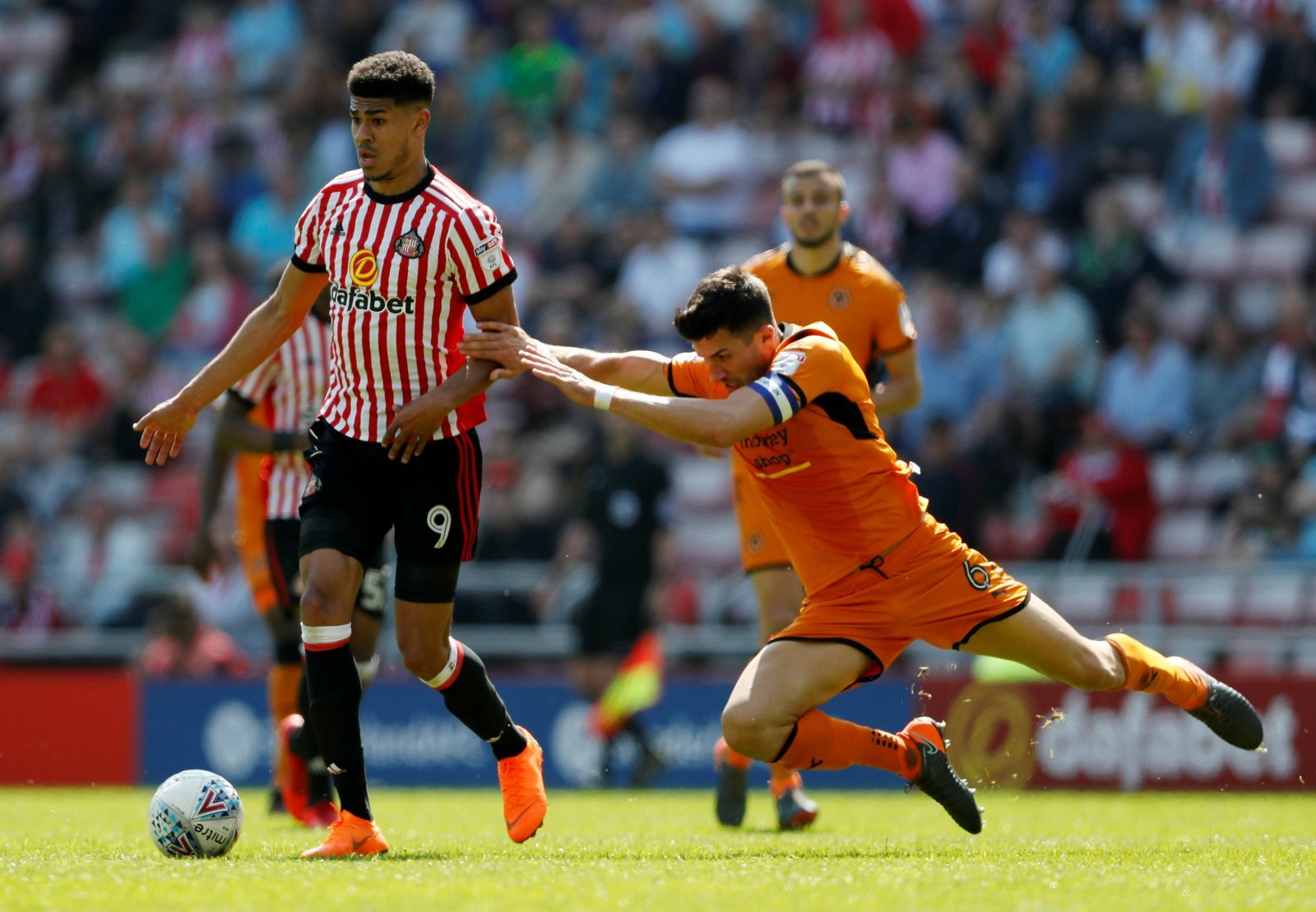 Linked-away Ashley Fletcher could finally get his career going again with return to Sunderland