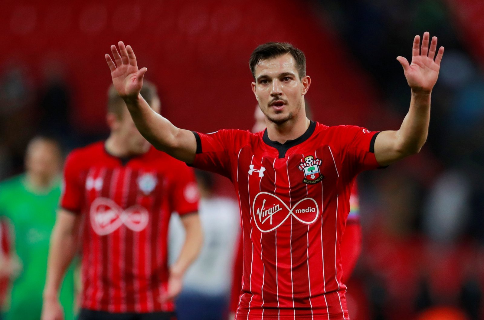 Look at him now: Cedric Soares and Southampton