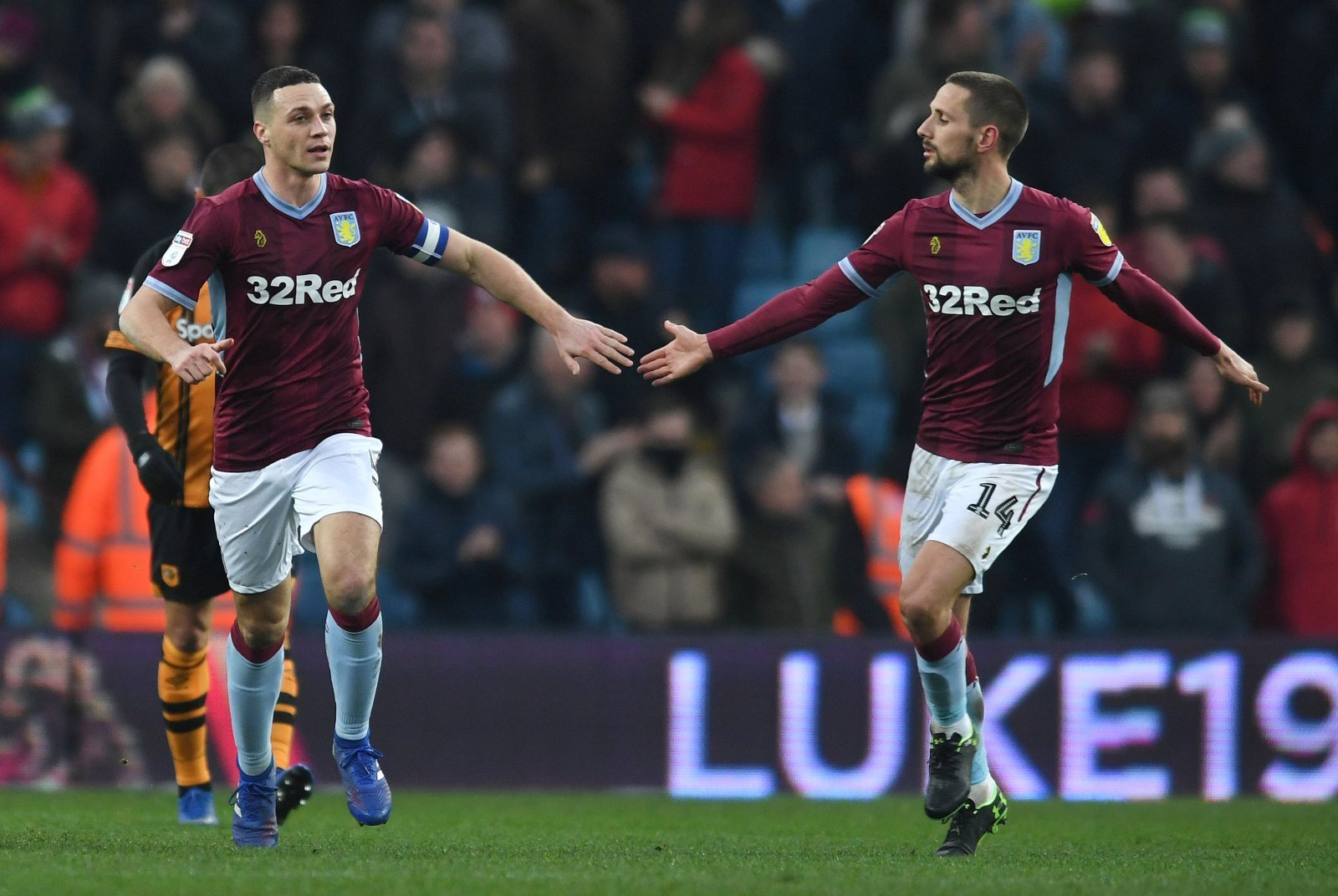 Saturday's draw against Hull City should've been a big wake call for James Chester