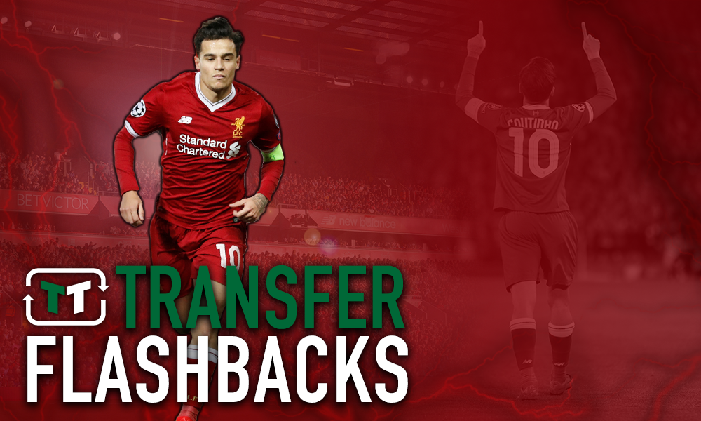 Flashback: Coutinho leaves Liverpool