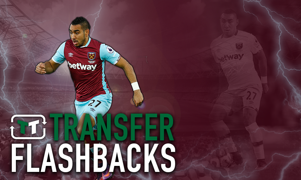 Flashback: Dimitri Payet leaves West Ham