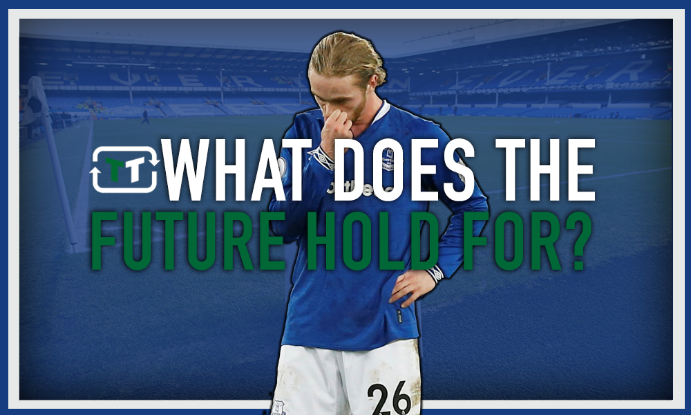 What does the future hold for Tom Davies?