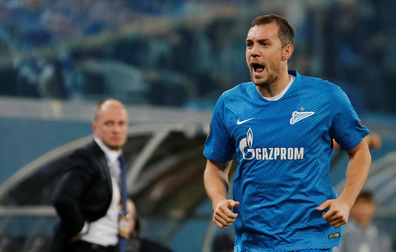 Artem Dzyuba would be a good option for Everton to consider