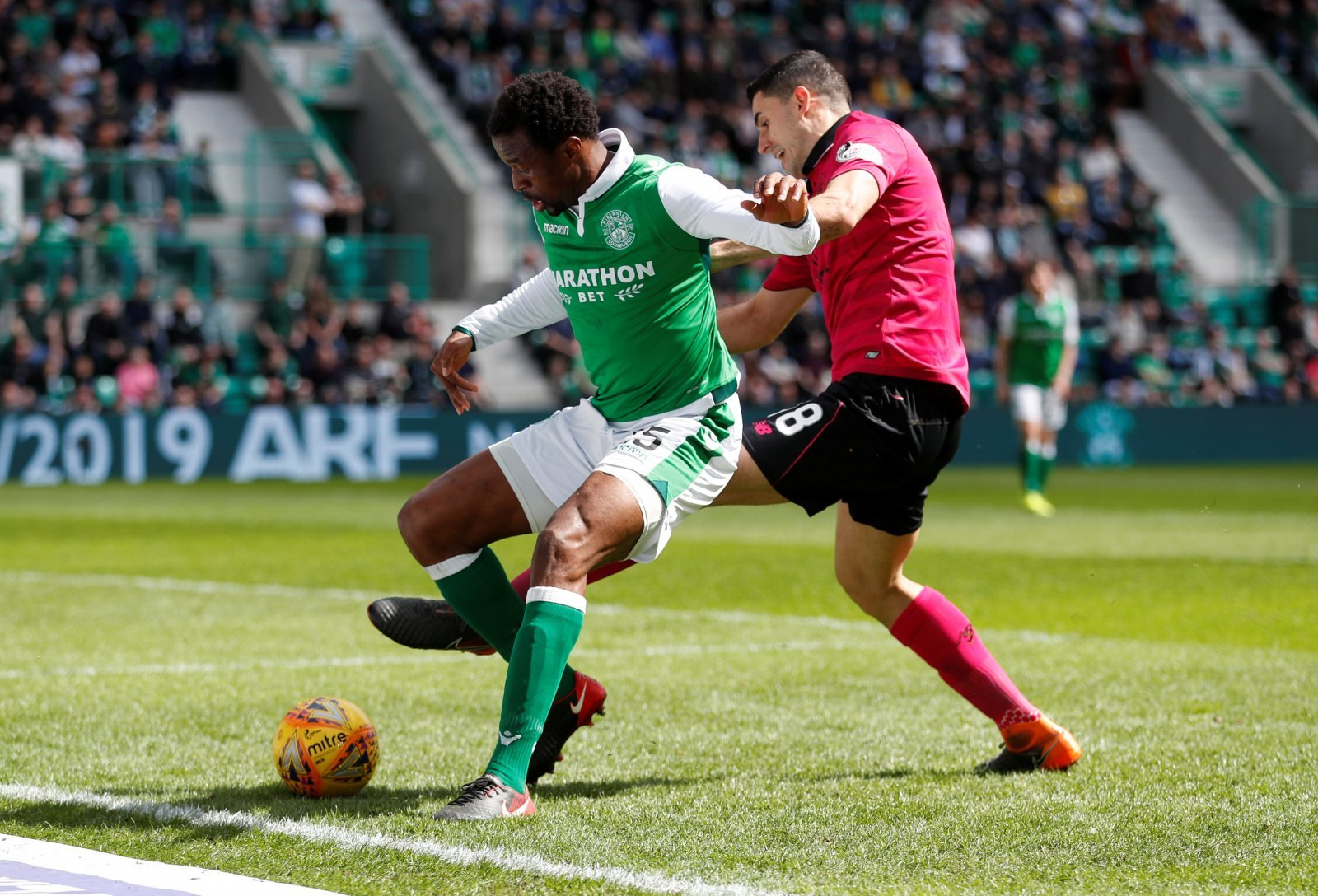 Introducing: Efe Ambrose to save Plymouth's League One status