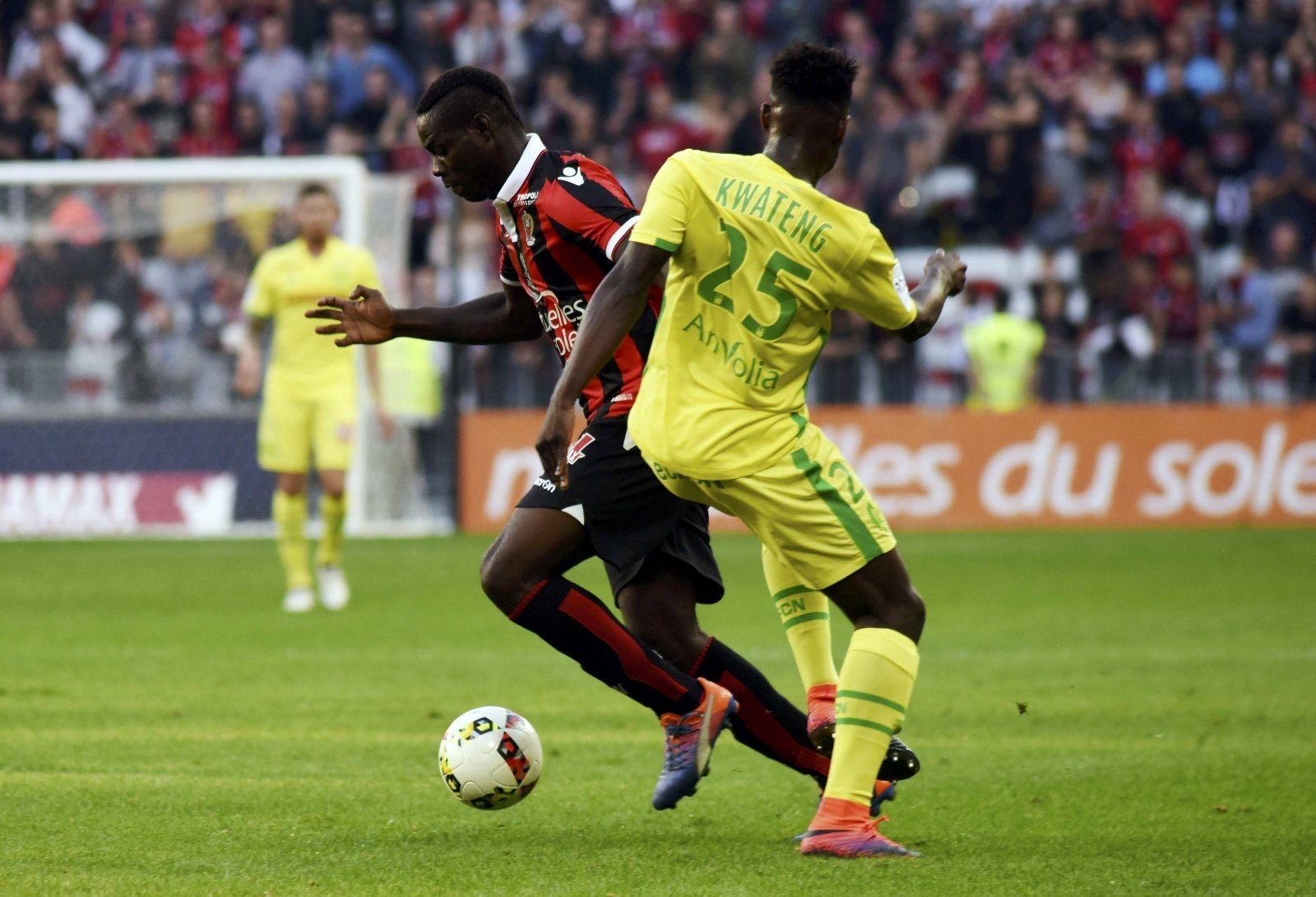 Enock Kwateng would fit nicely into West Brom's promotion plan