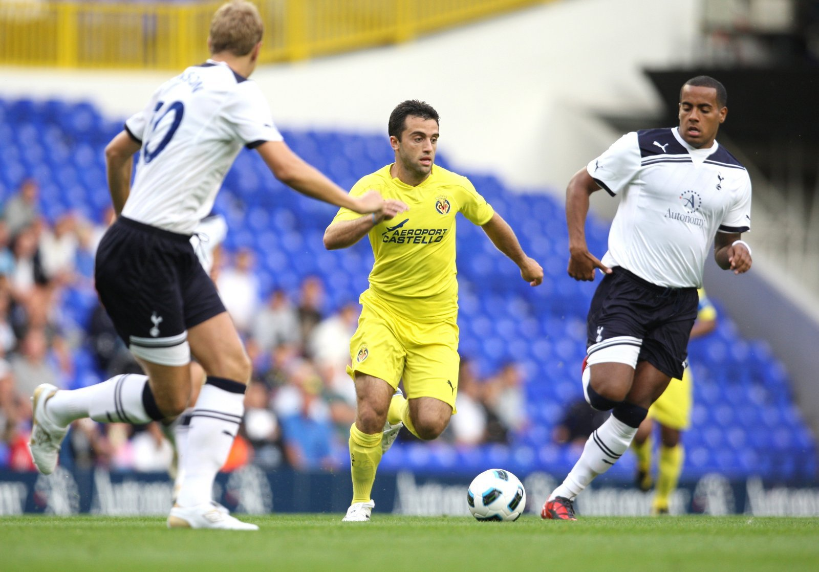 Potential consequences: Tottenham Hotspur move for Giuseppe Rossi