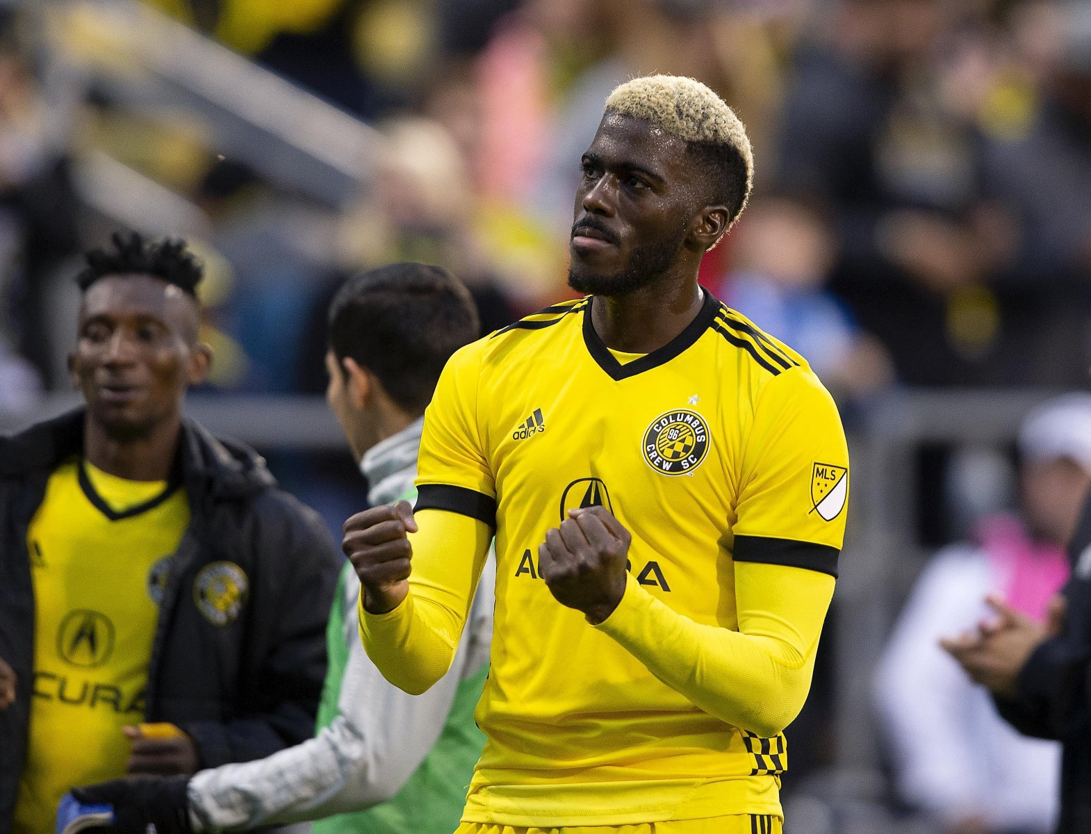 Introducing: Gyasi Zardes as the man Leeds need if they are in the Premier League next season