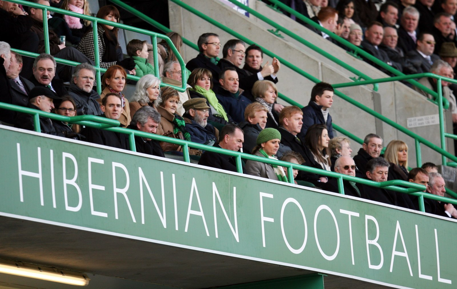 Hibernian: Respect for Clarke must stop at the end of the tunnel