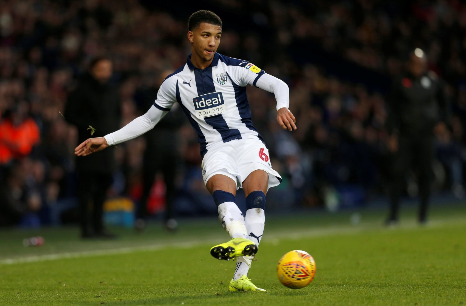 Addition of Mason Holgate looking more and more like an inspired West Brom signing