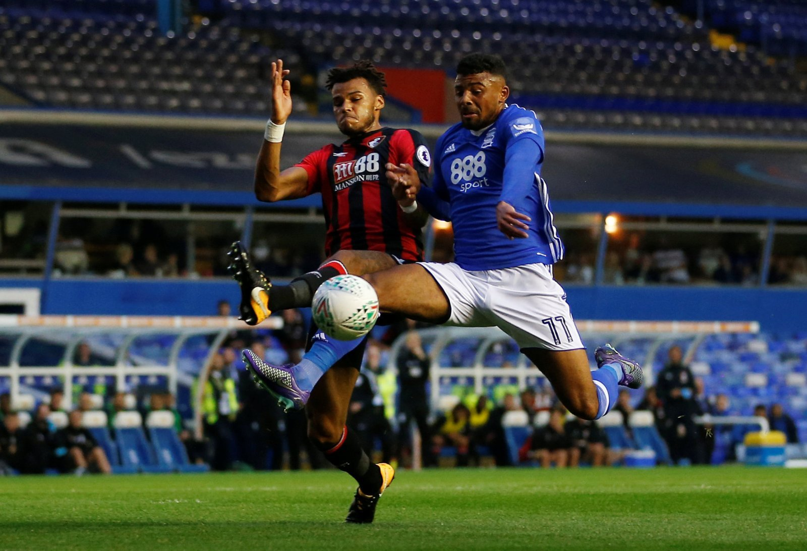 Isaac Vassell could get his chance to shine with Portsmouth