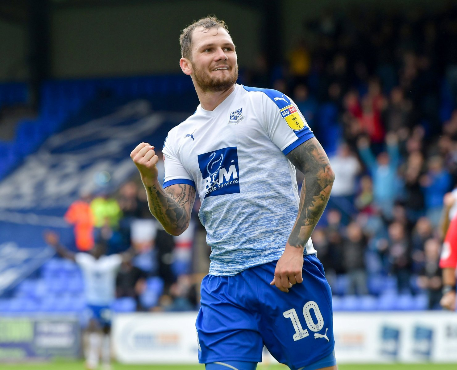 Ipswich: James Norwood could be fit for Tractor Boys' next match