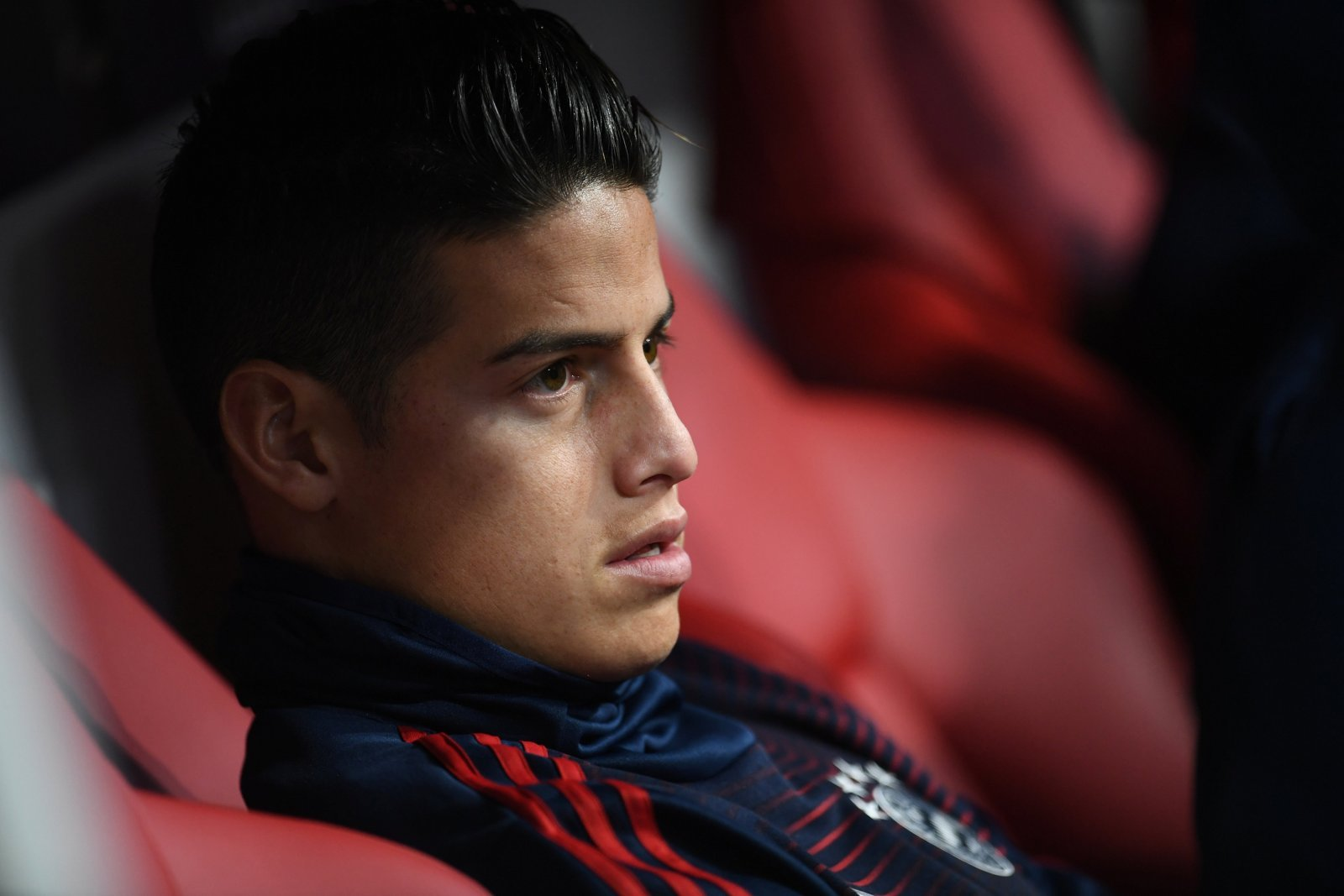 The door is very much open for Tottenham to land James Rodriguez, the ideal Eriksen replacement