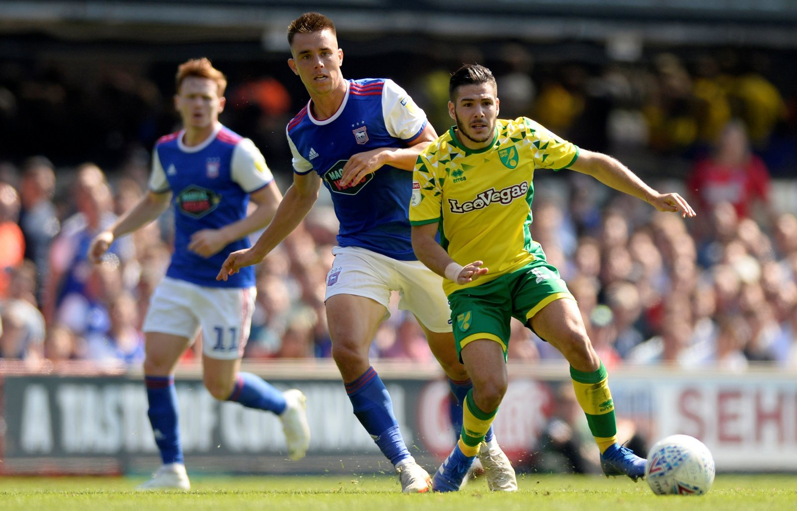 West Brom eyeing up raid on Championship rivals with a move for Ipswich's Jonas Knudsen