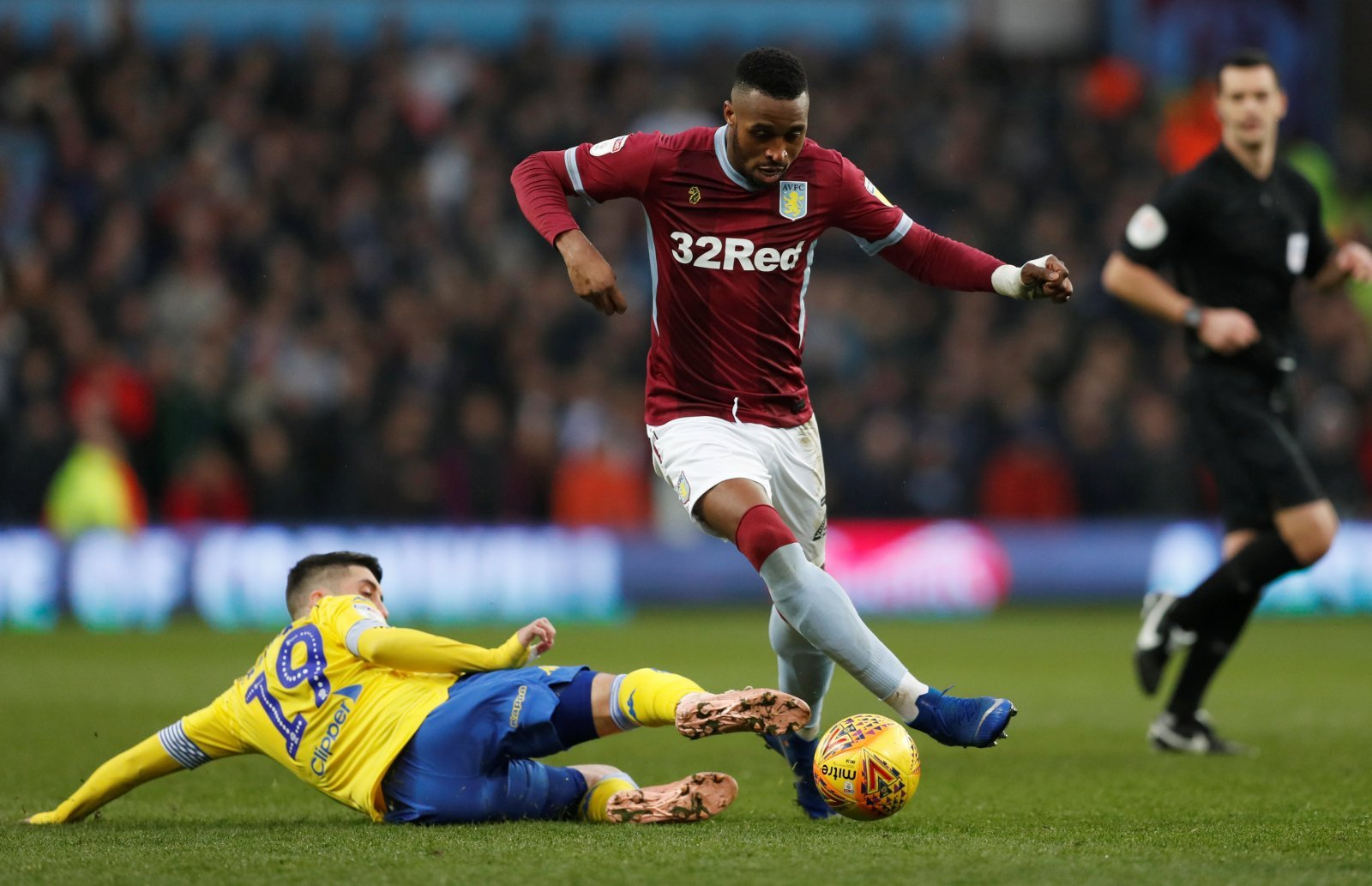 Aston Villa: Fans unconcerned by reports about potential Jonathan Kodjia exit