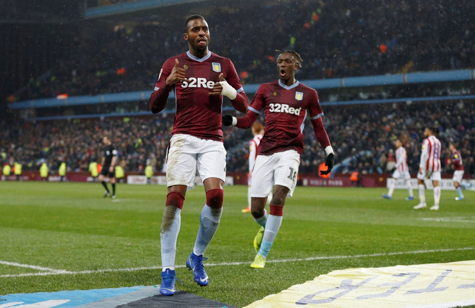 Aston Villa: Clubs from France and Qatar interested in signing Jonathan Kodjia