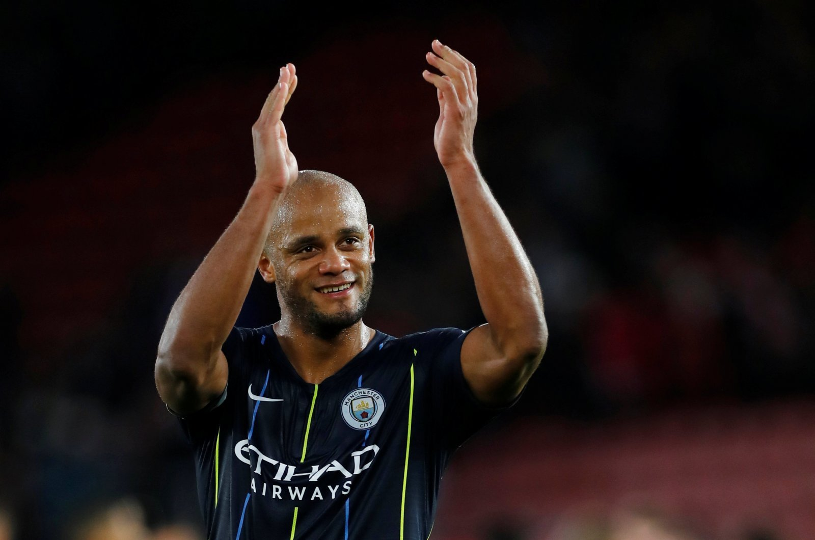 Manchester City: Fans agree with Vincent Kompany that Champions League anthem booing should stop