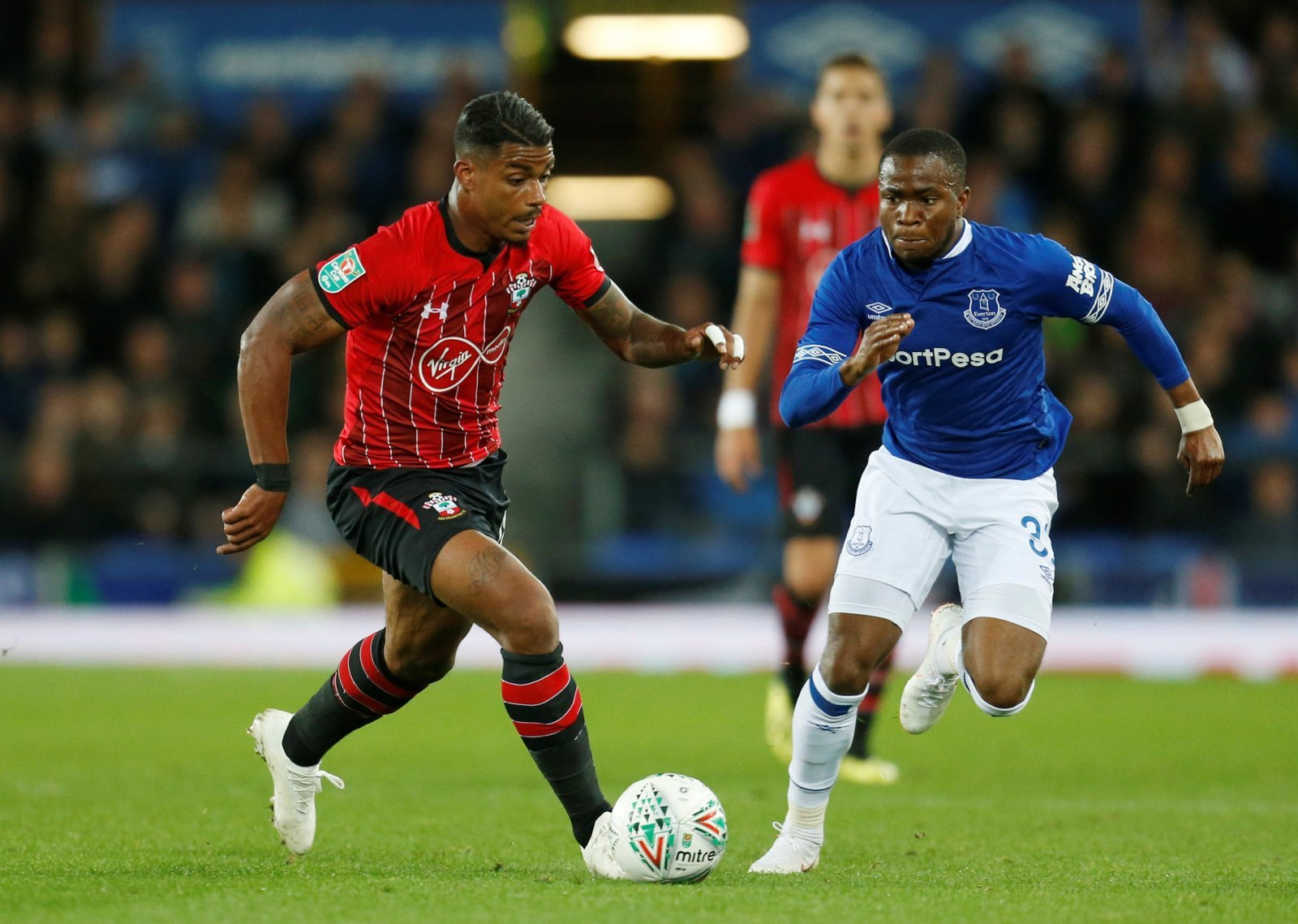 Landing Malcom would be great news for Everton, but very bad news for Ademola Lookman