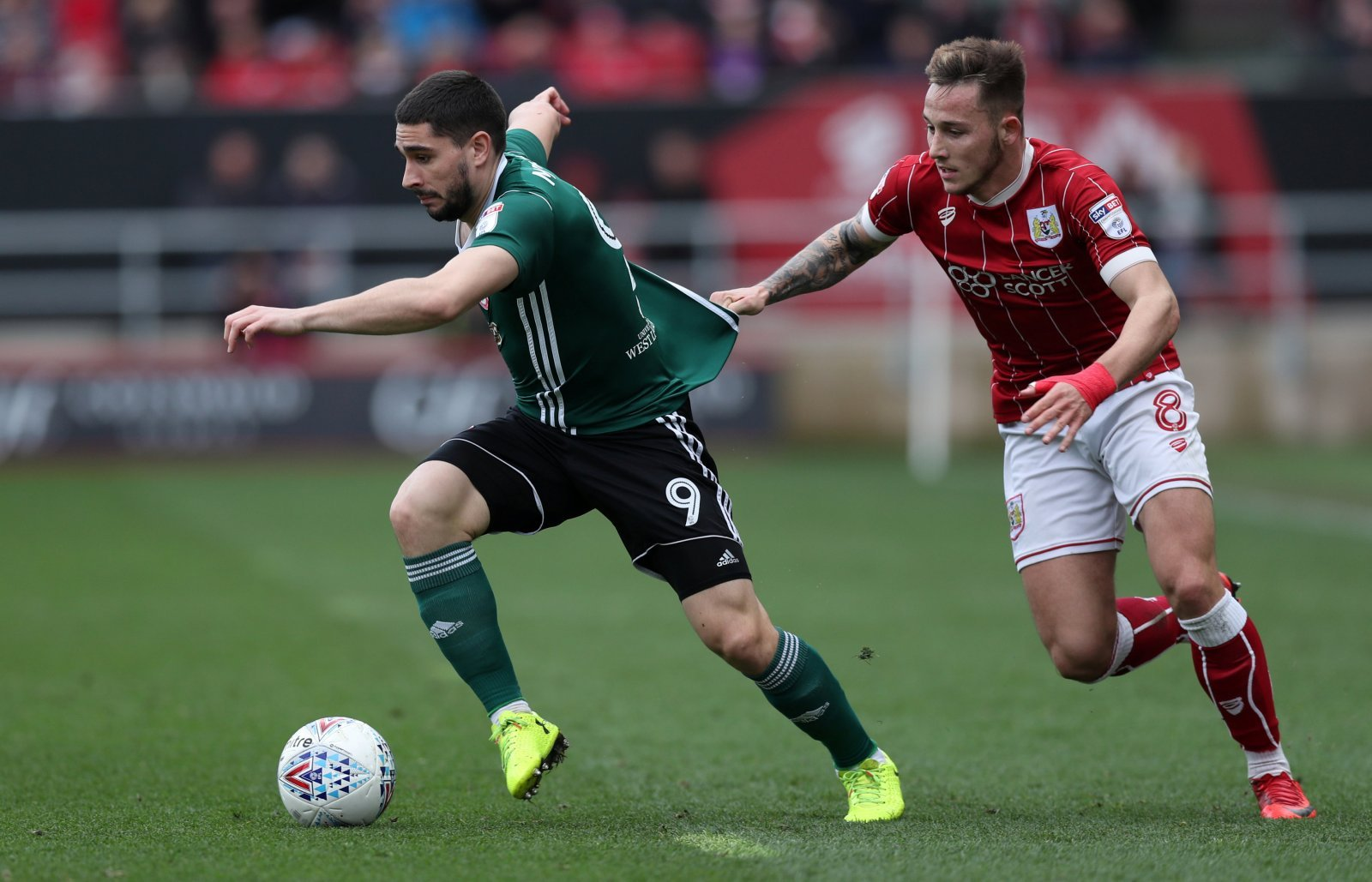 Sheffield United: Set to battle Aston Villa for signing of Championship star