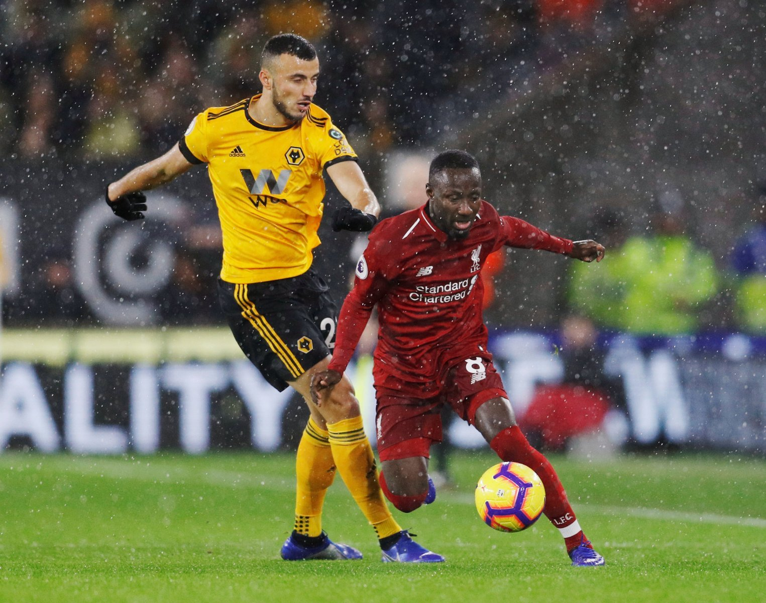 Liverpool: These fans were unconvinced by reports of Naby Keita's possible return from injury