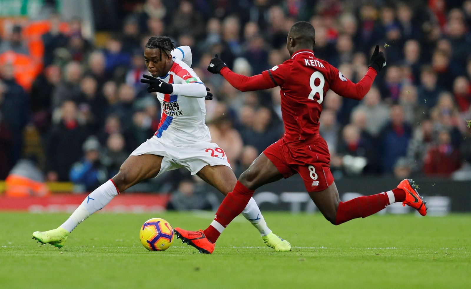 Naby Keita is a problem Liverpool need to fix as soon as possible