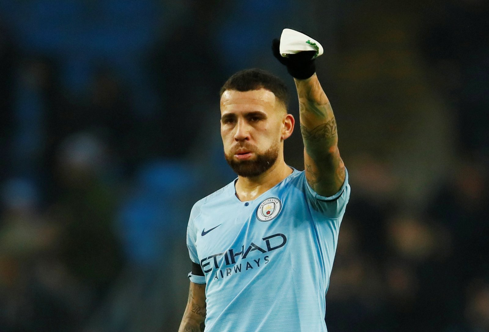 Potential consequences: Manchester City lose Nicolas Otamendi