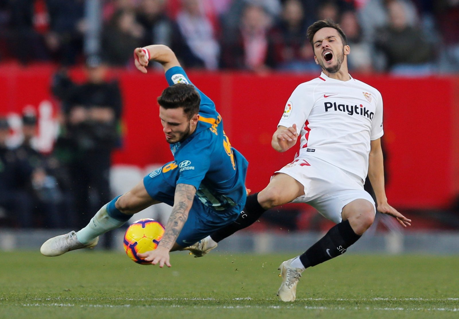 Pablo Sarabia would be an instant upgrade on Mesut Ozil for Arsenal