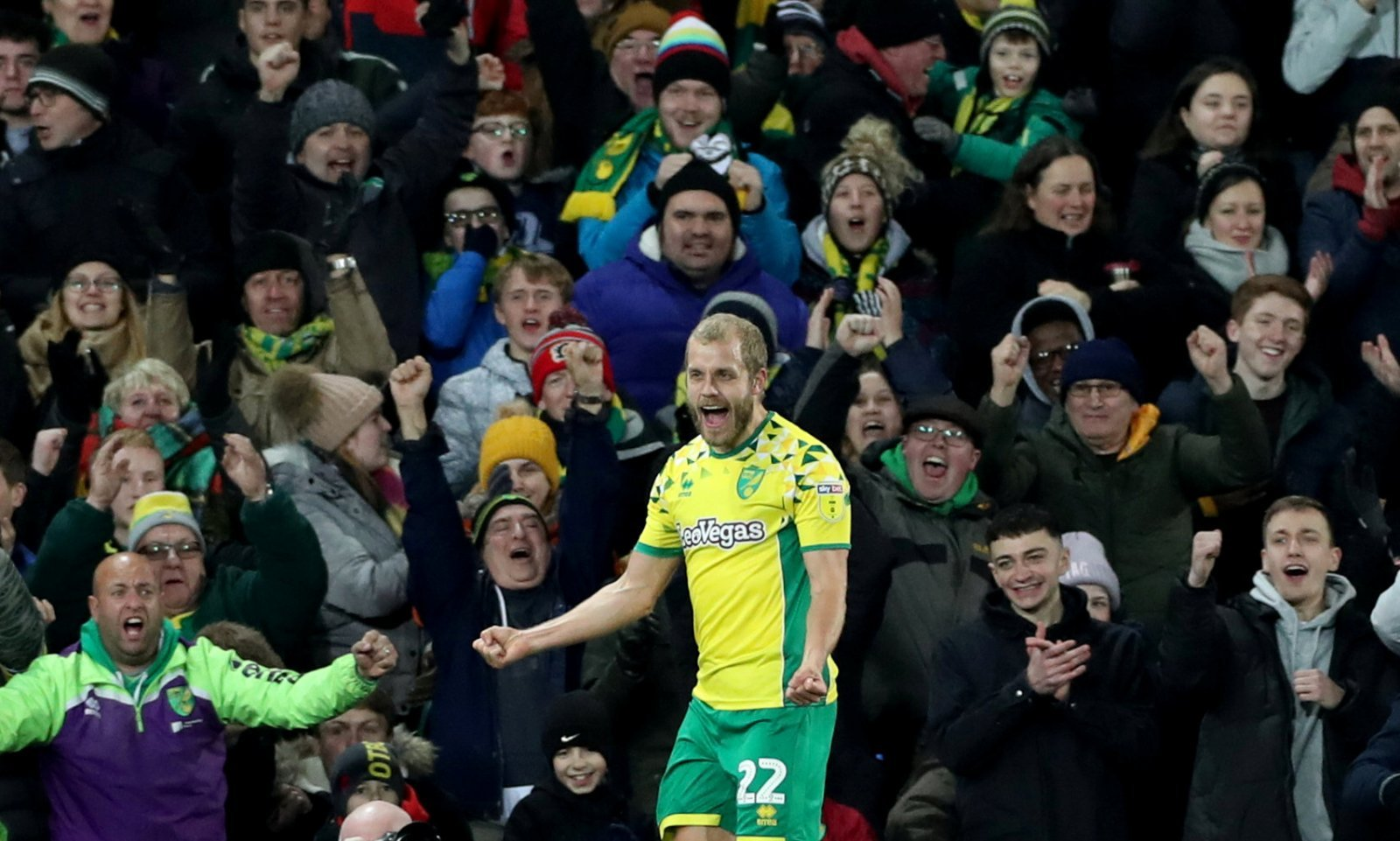 Norwich fans take to Twitter to fume at yet another penalty miss