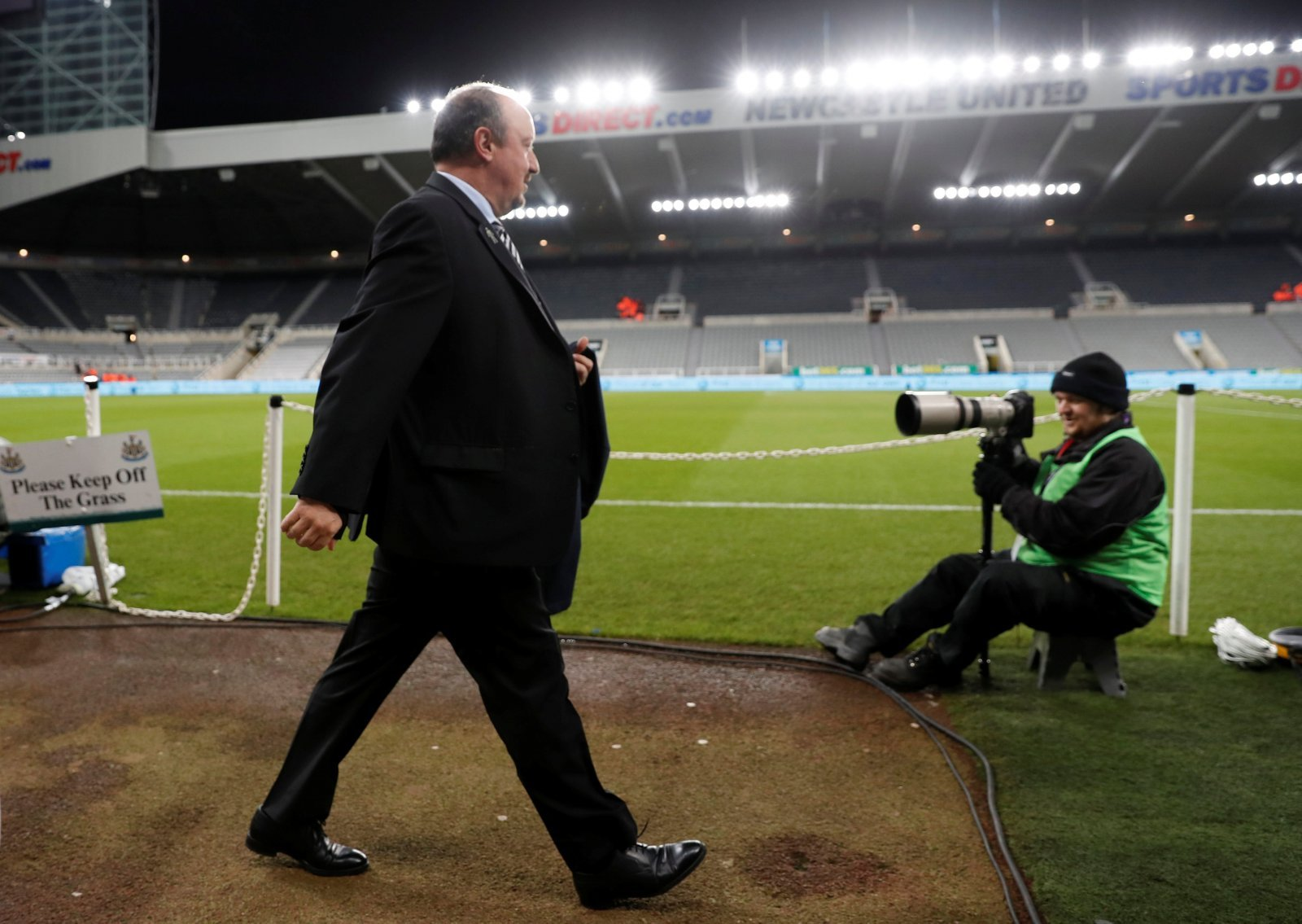 Benitez should look to move on Sterry and Joselu