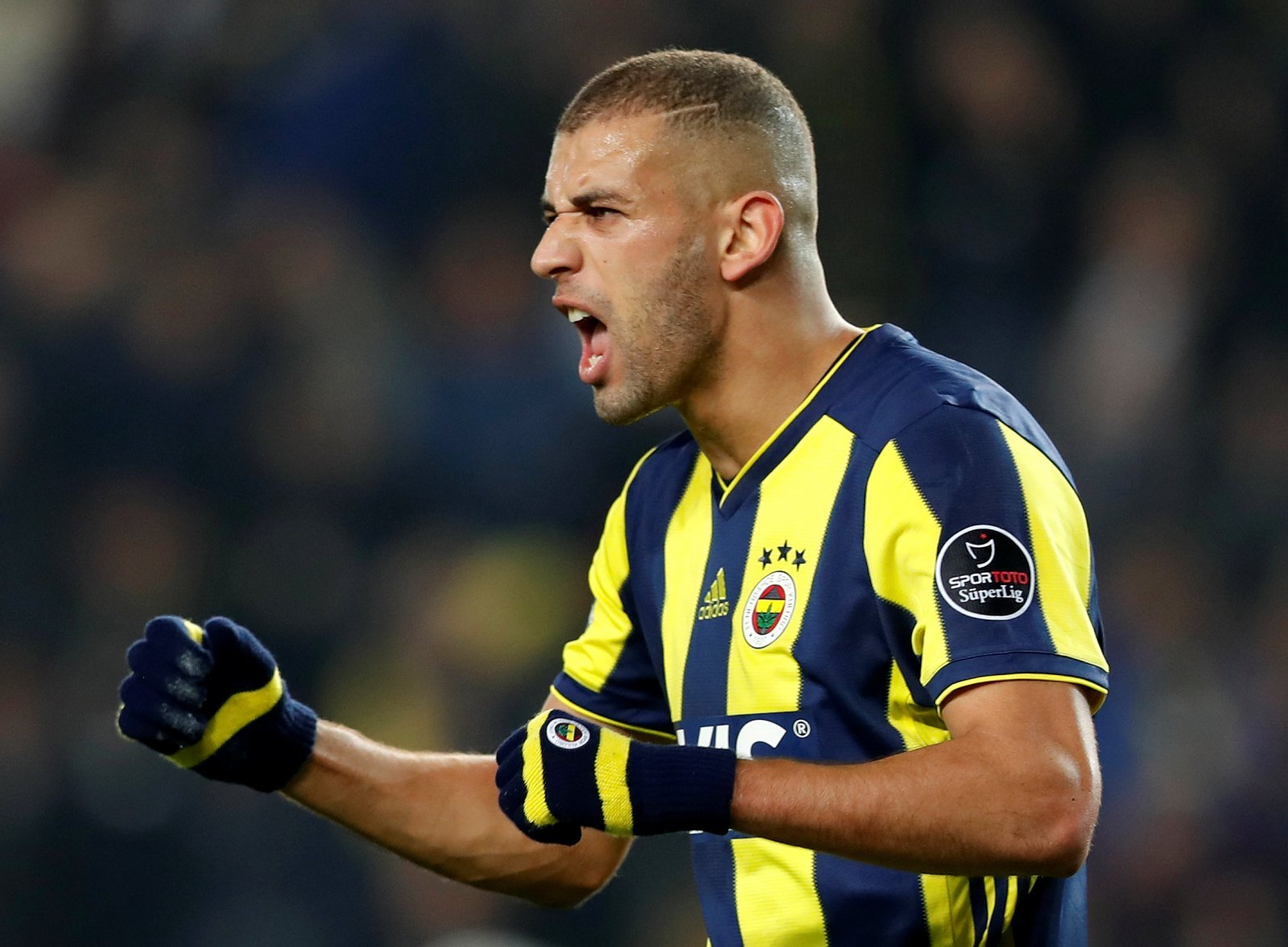 Southampton interested in Slimani