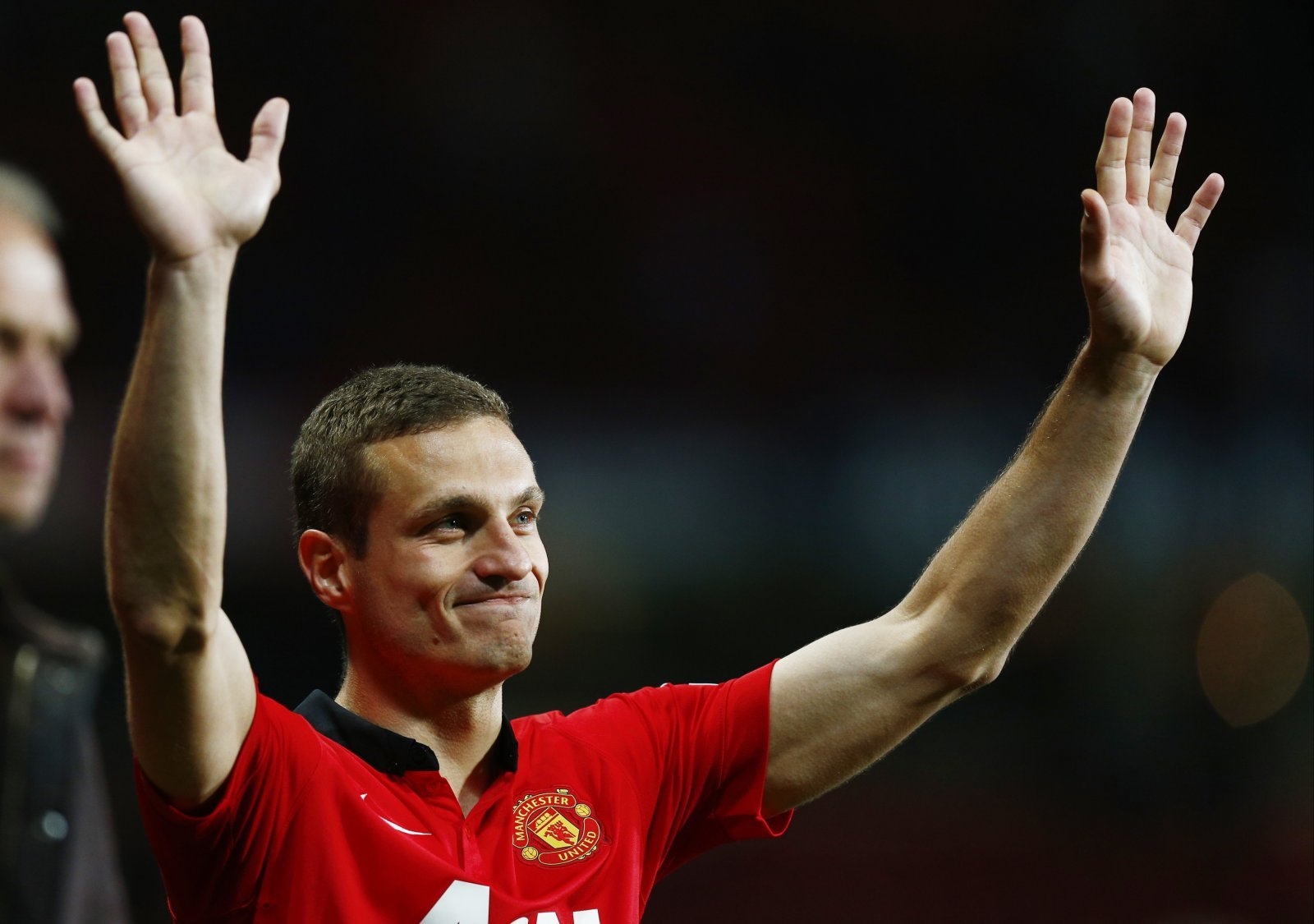 Nemanja Vidic ranked as Manchester United's greatest January signing