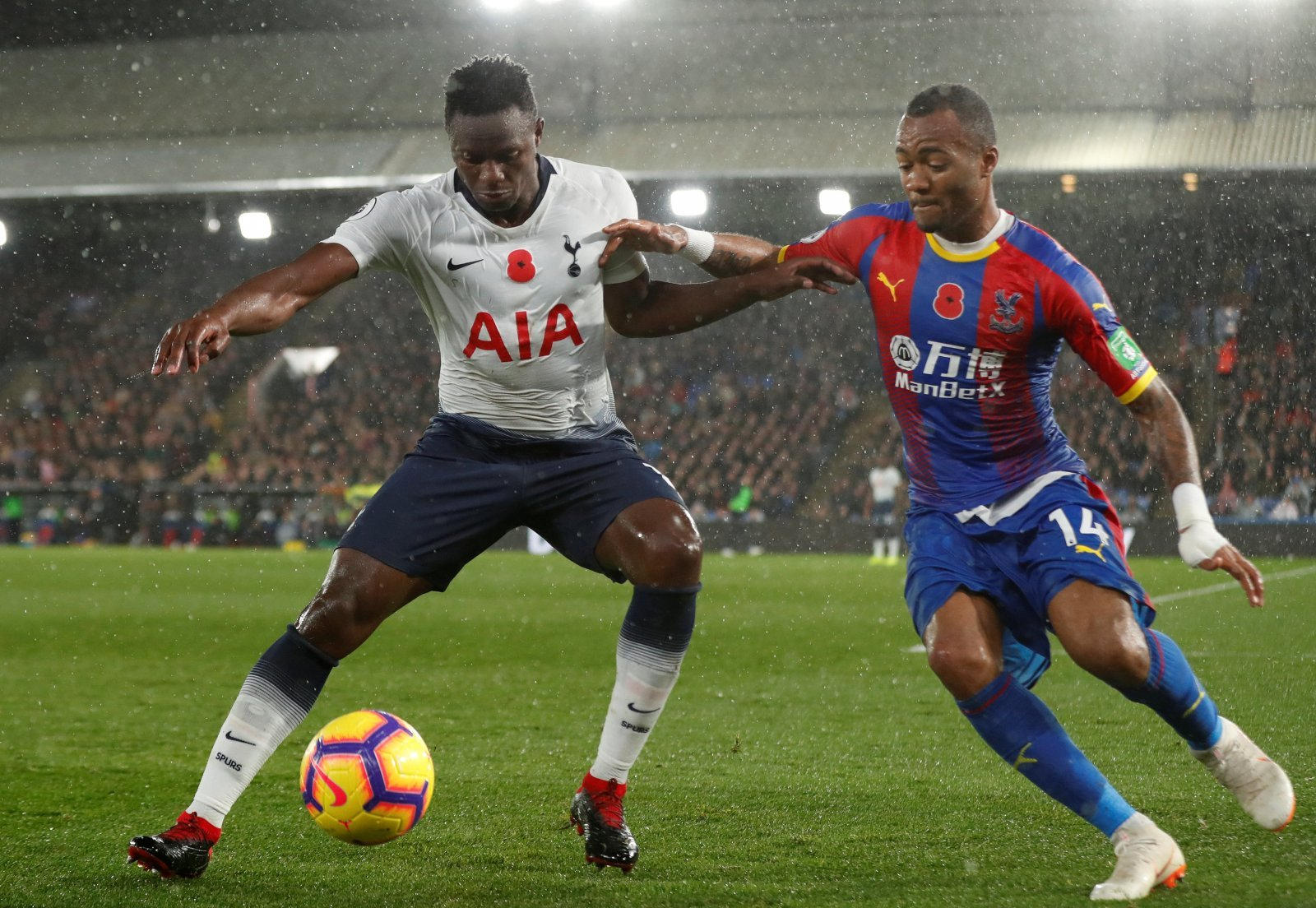 Victor Wanyama has shown he can be Dembele's replacement