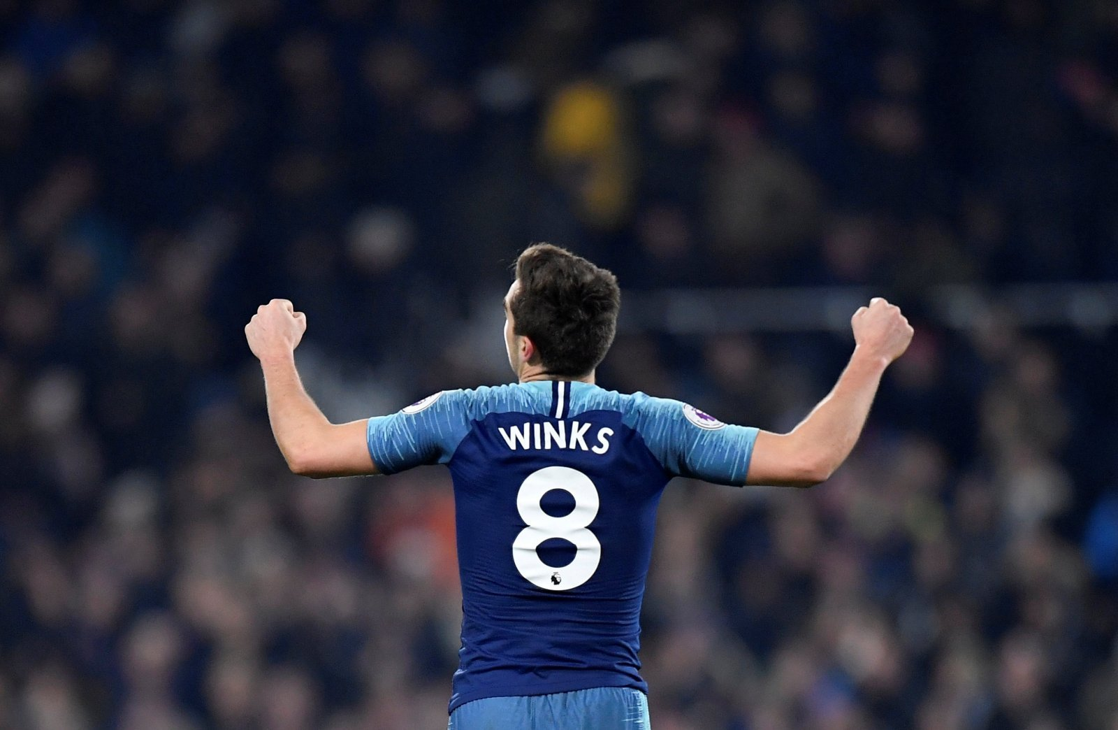 Tottenham Hotspur: Fans delighted with Harry Winks' performance against Arsenal