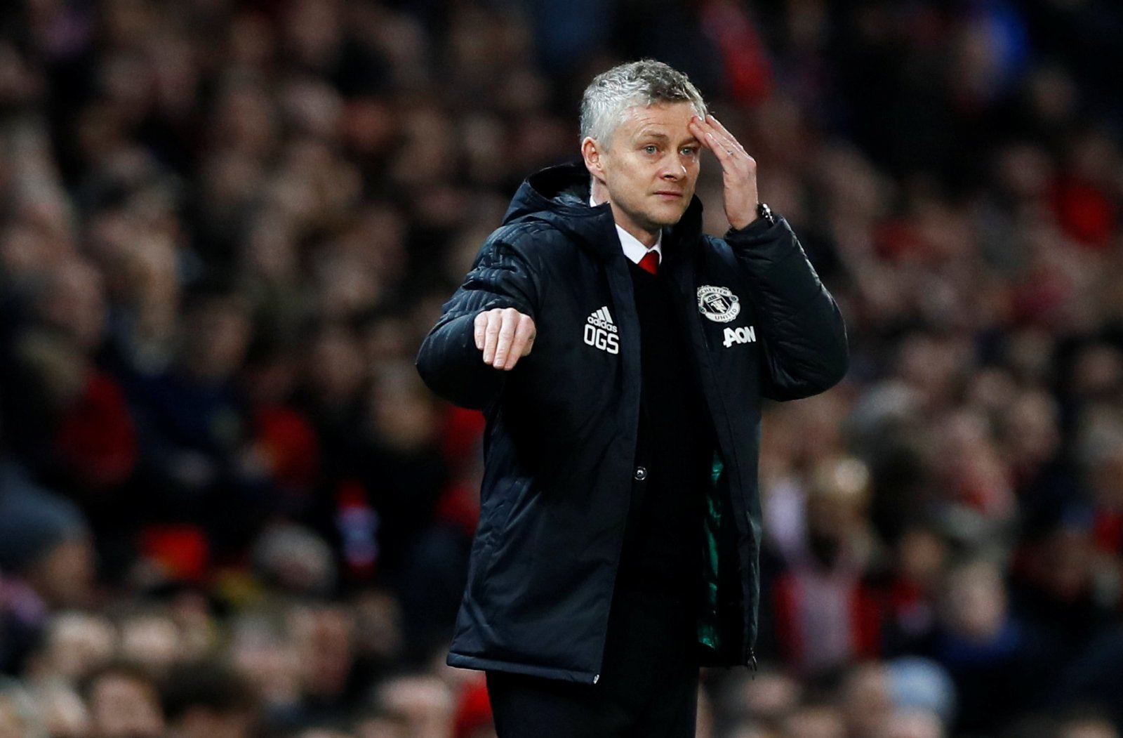 Man Utd already preparing for life after the end of Solskjaer's current contract
