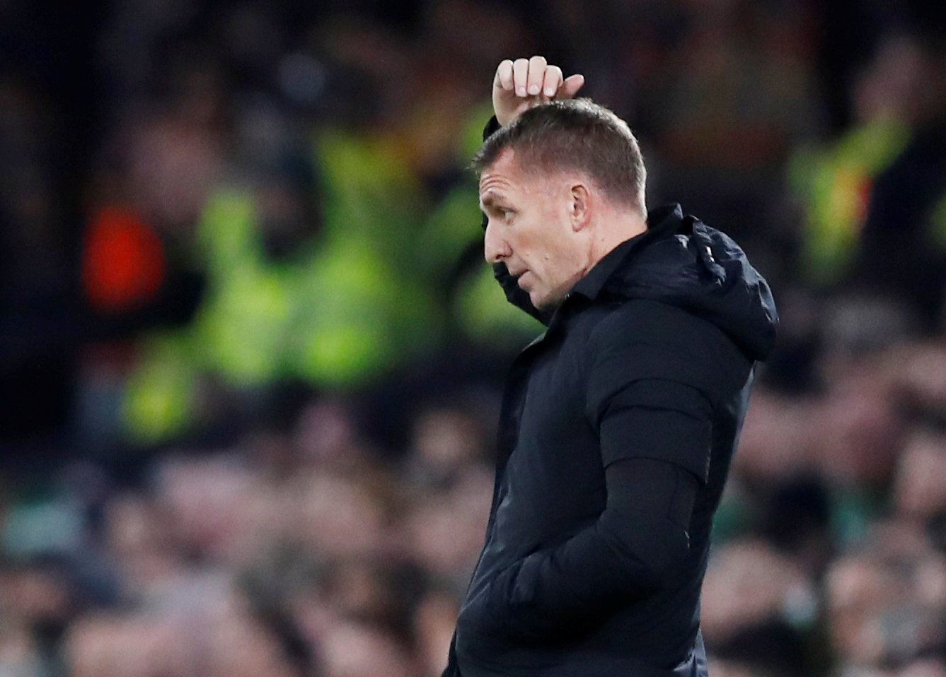 Leicester City: Rodgers tells players not to sulk