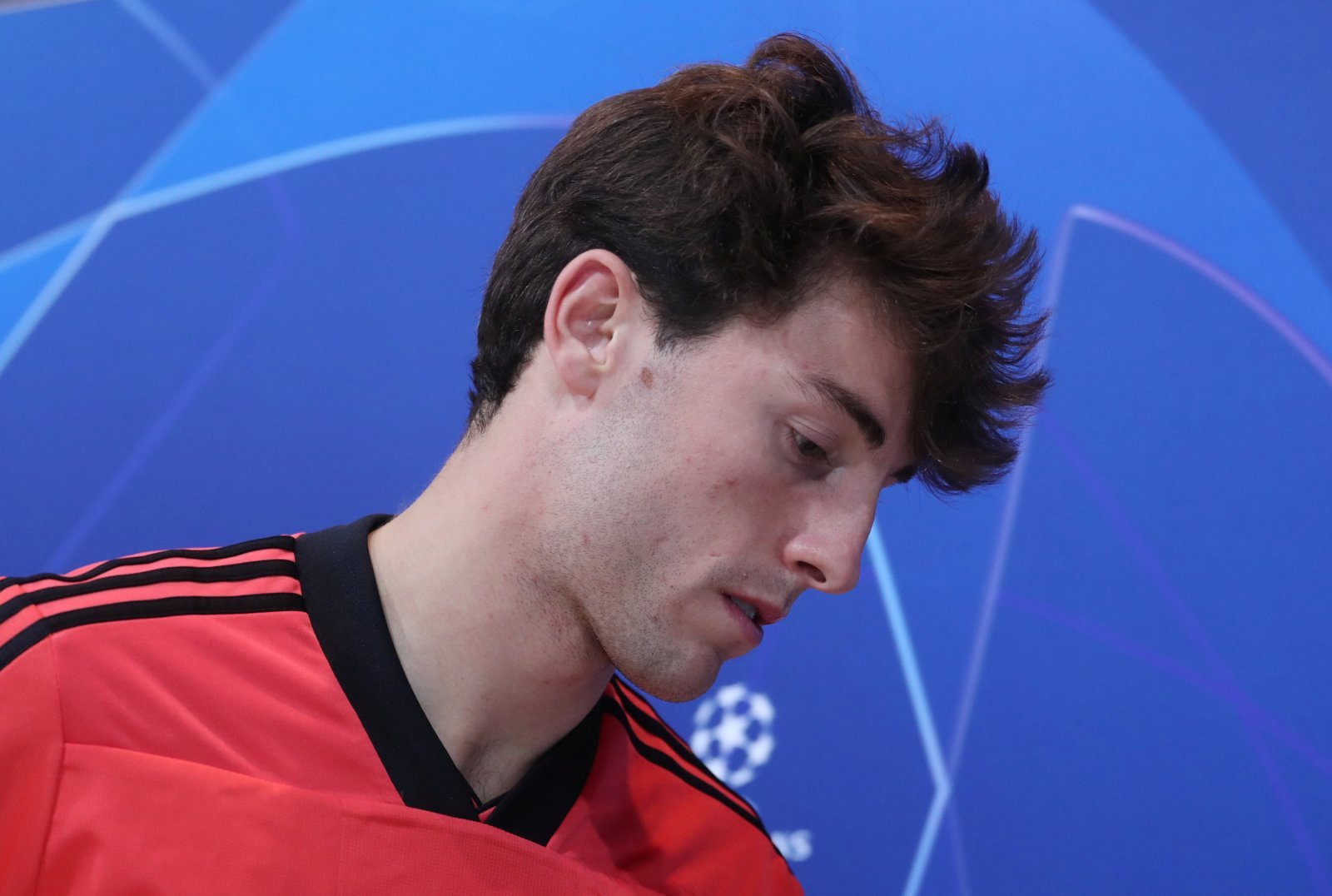 Alvaro Odriozola would be a great summer signing for Man United