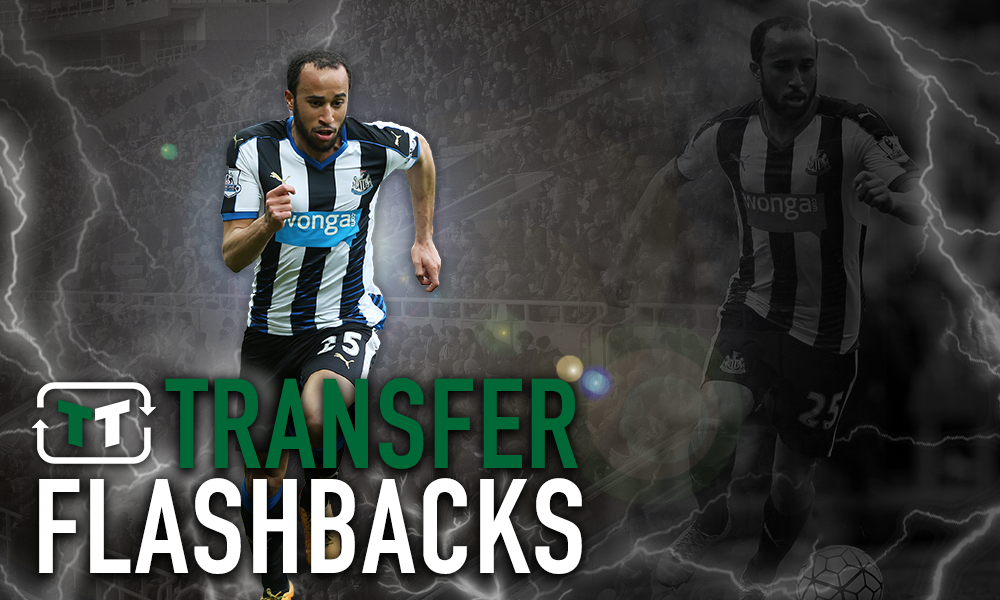 Flashback: When Newcastle sold Andros Townsend