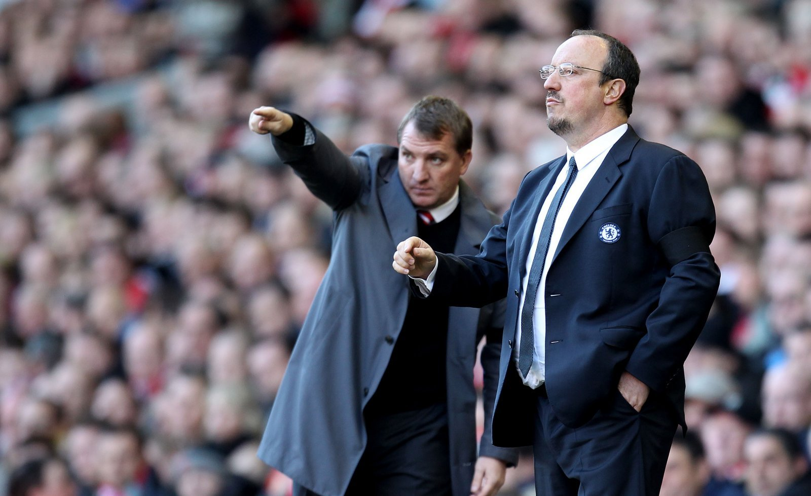 Rafa Benitez is surely a much better choice for Brendan Rodgers at Leicester City