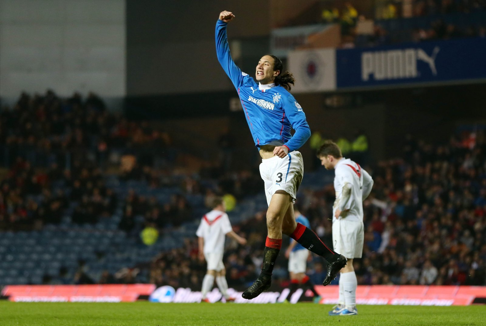Look at him now: Life after Rangers for Bilel Mohsni