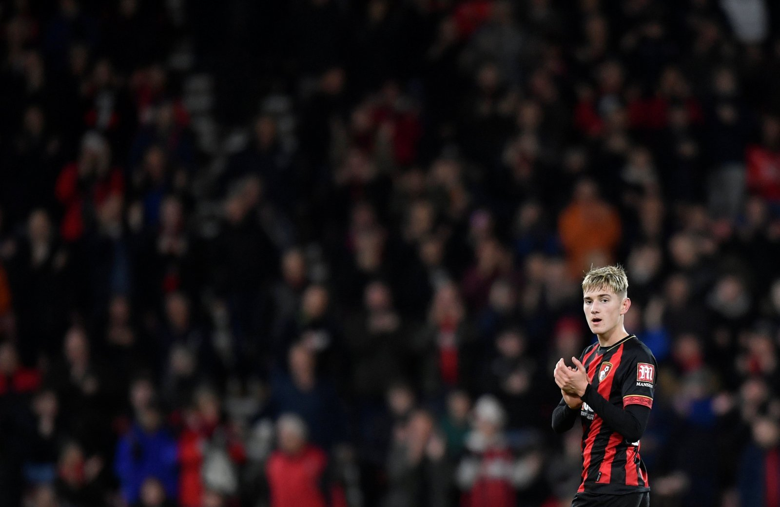 Bournemouth: Manchester United's Interest in David Brooks is a worrying sign