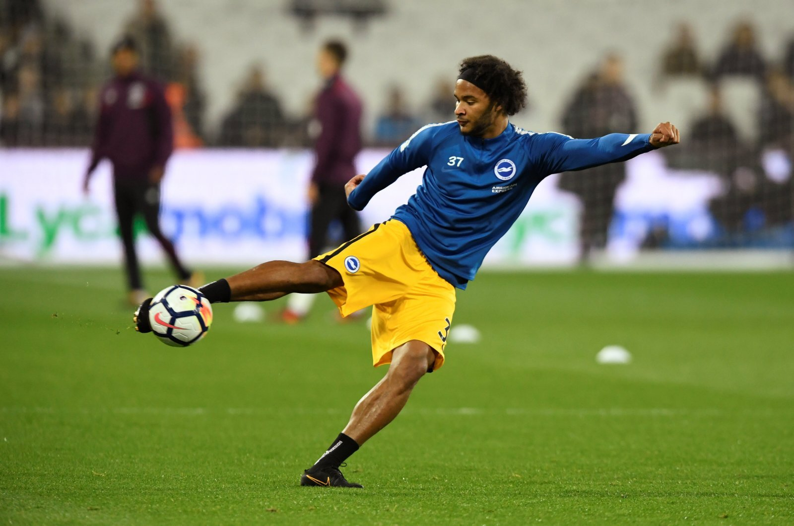 What does the future hold for Izzy Brown?