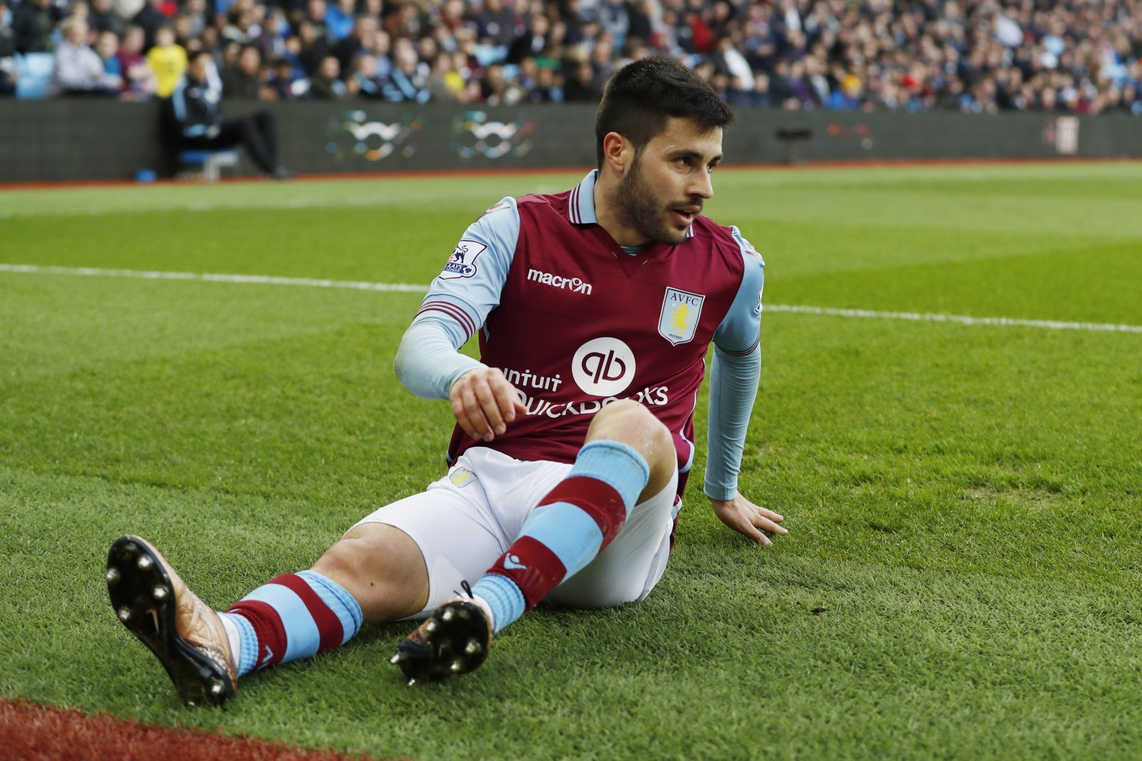 Look at him now: Carles Gil after leaving Aston Villa