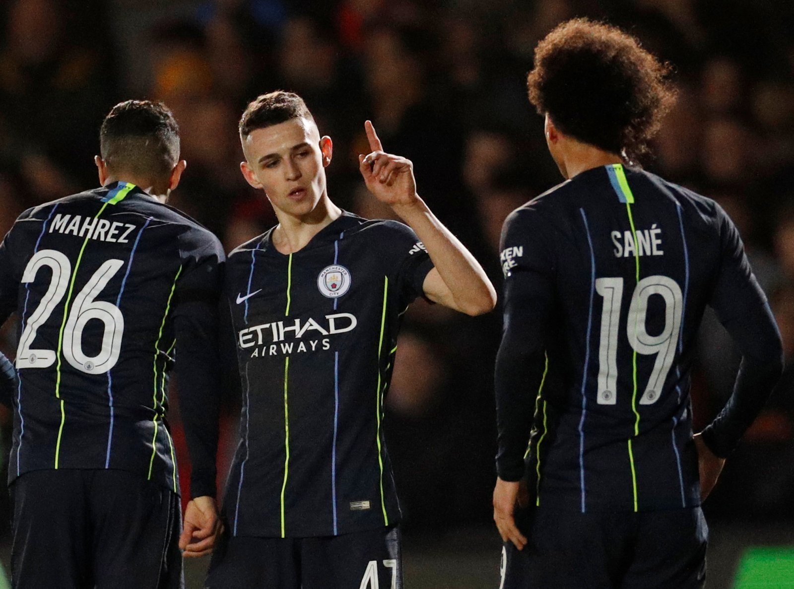 Phil Foden is playing a blinder by staying at Manchester City