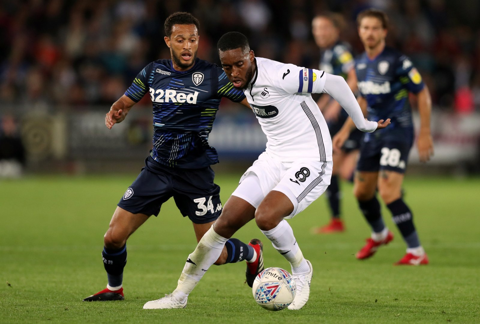 Leroy Fer could have been a much better option than Carroll for Villa