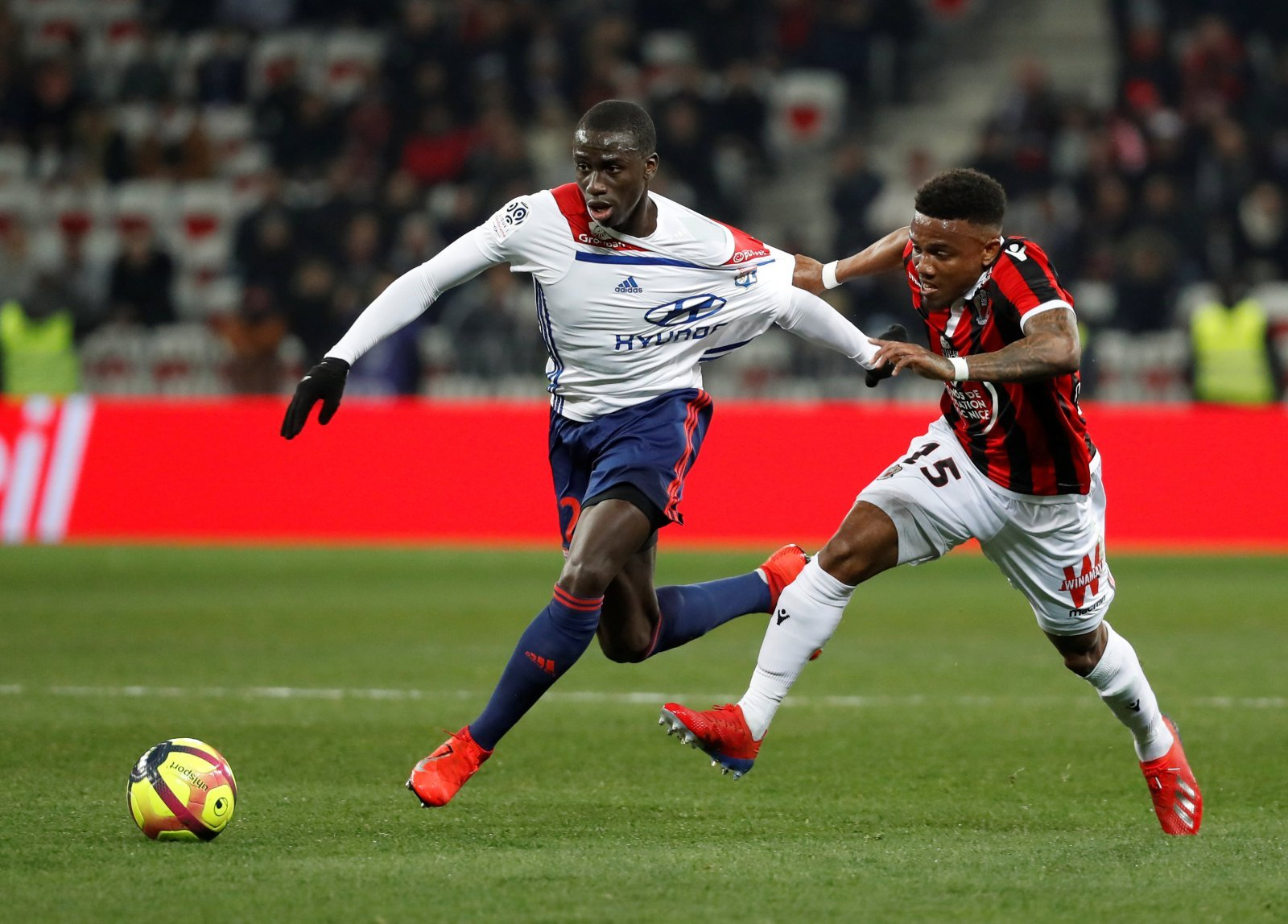 Ferland Mendy can take Manchester United to a different level next season
