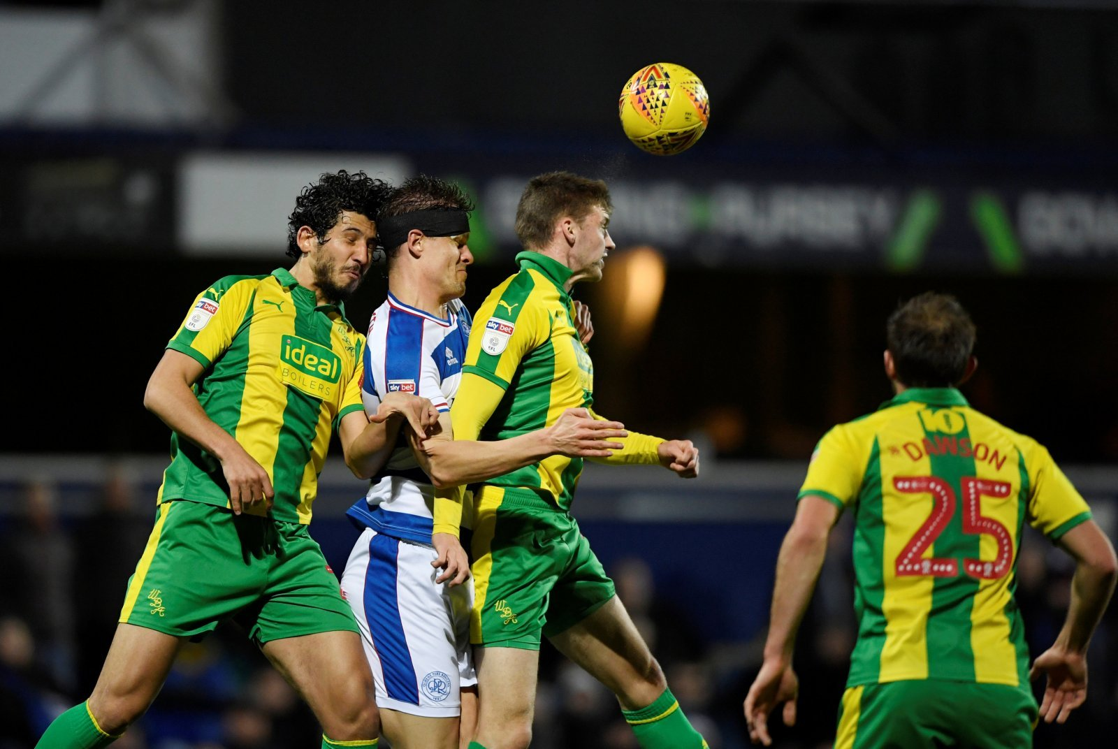 Unsung hero: Sam Field the man to thank as West Brom win at Loftus Road